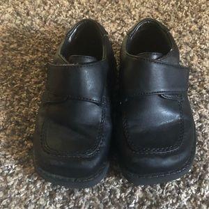 Toddler comfy formal shoes